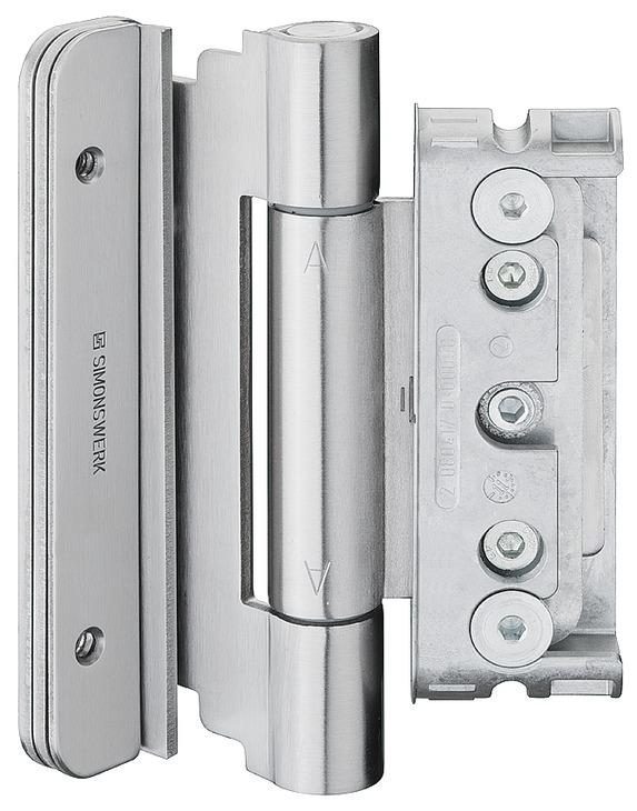 Simonswerk Einbohrband BAKA protect 4040 3D FD Ø 20 mm