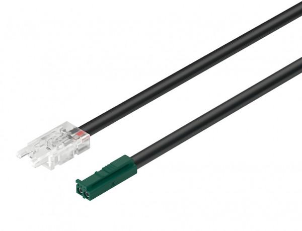 LOOX5 Zuleitung für LED Band 24V 8 mm monochrom 2000 mm
