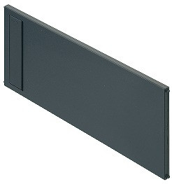 BLUM Querteiler AMBIA LINE für Rahmen Stahldesign zum Einclipsen ZC7Q0U(P)0FS