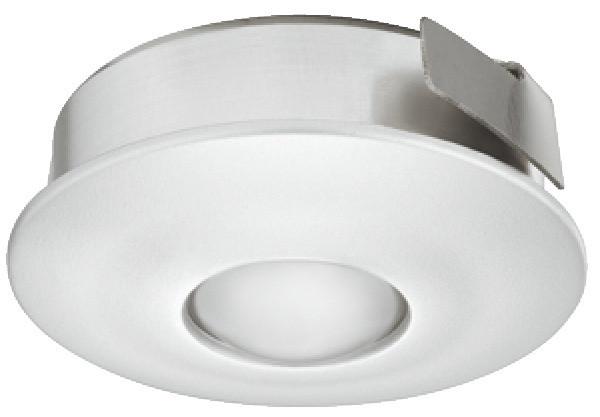 Häfele Einbauleuchte 350 mA rund LED 4005 Loox Spot mit Unterbauring