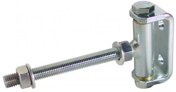 Zauntorband verstellbar Torangel Stahl verzinkt
