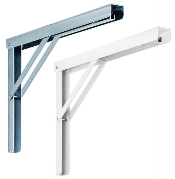 Klappkonsole PROFI LINE aus Stahl