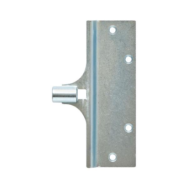 GedoTec Aufnahmeelement für Stahlzargenband M10x1 Stahl verzinkt