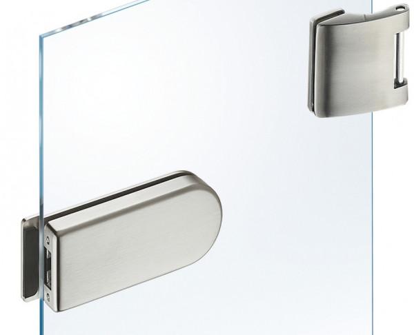 JUVA Glastür-Gegenkasten-Garnitur GHR 103 für Drehtüren im Wohnbereich