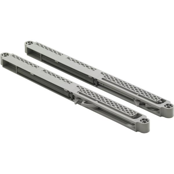 Hettich Silent System für Slide Line 55/56 Kunststoff grau 9079731