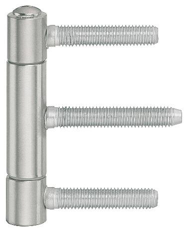 Simonswerk Einbohrband BAKA C 2-15 WF für Futterzargen Ø 15 mm Stahl