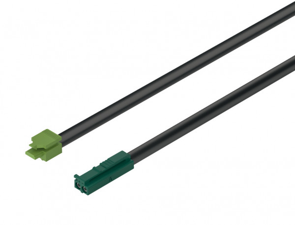 LOOX5 Zuleitung modular 24V monochrom 2000 mm