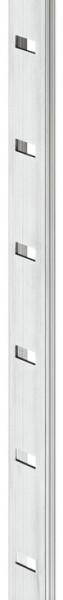 Häfele Bodenträgerschiene H3202 zum Einschlagen in Nut Aluminium