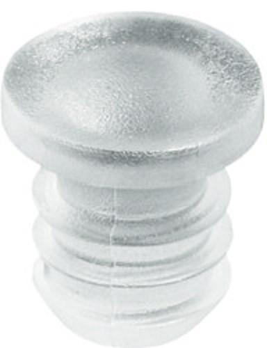 Häfele Anschlagpuffer zum Einpressen Ø 5 mm Transparent