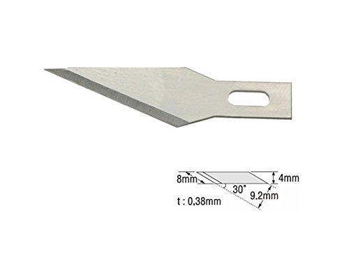 KDS Japanklingen DB-48 Skalpellklingen Ersatzklingen für Desinger-Messer
