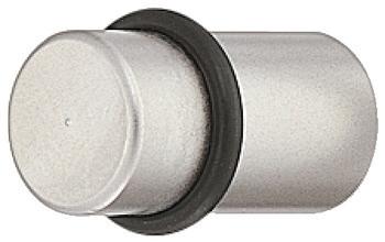Häfele Möbelknopf H2016 Möbelgriff rund Messing vernickelt matt 16x9 mm