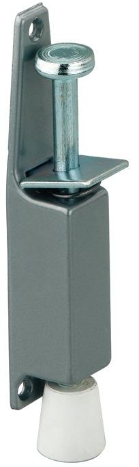 Startec Türfeststeller Boden-Türstopper mit Gummi-Puffer für Türen Hub 35 oder 50 mm