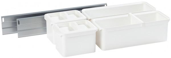 Kesseböhmer Einhängeboxen Youboxx Set 3 für Unterschrank und Hochschrank Dispensa