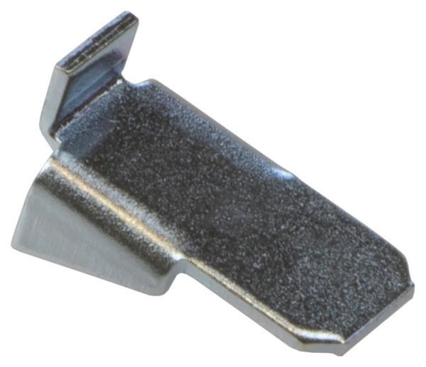 Hettich Bodenträger VARI zum Einhängen in Schiene Stahl