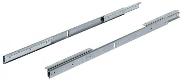 Häfele Kugelführung für 1 Einlageplatte asynchron oder synchron für Zargentische