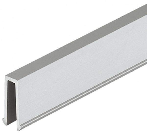Häfele Klemmprofil Lüftungsgitter H3644 Aluminium individuell zusammensteckbar