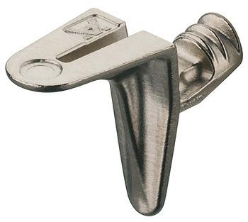 Häfele Bodenträger H3122 für Holz Ø 5 mm mit 2 Keilnasen
