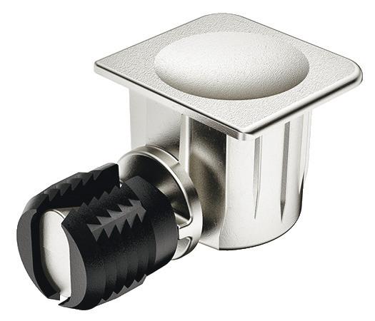 Häfele Tablarverbinder Ixconnect Tab 15 T für Holzdicke ab 18 mm