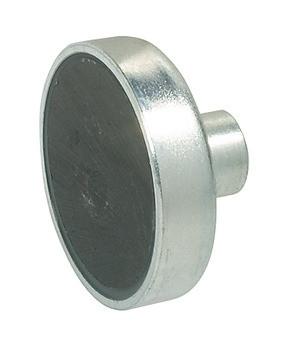 Häfele Magnetverschluss H6043 Haftkraft 4 kg Innengewinde M4 für Metallschränke