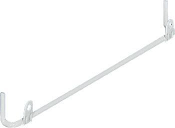 Häfele Montageleiste für Wäschekorb Befestigungsleiste weiß 225 mm
