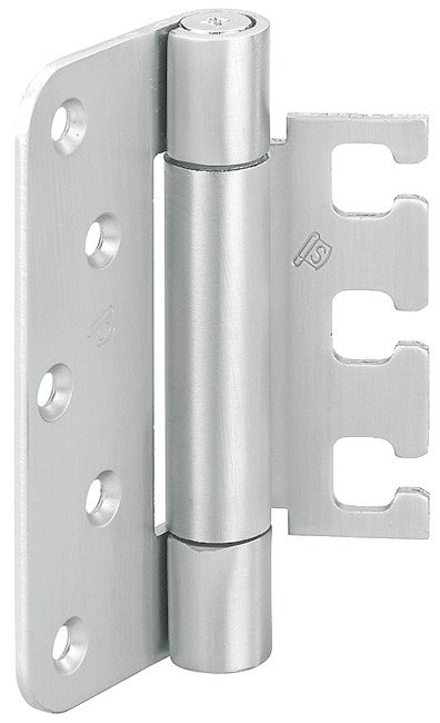 Simonswerk Objekttürband VX 7729/120 - Türband für Aufnahmeelement VX - für ungefälzte Türen 20mm