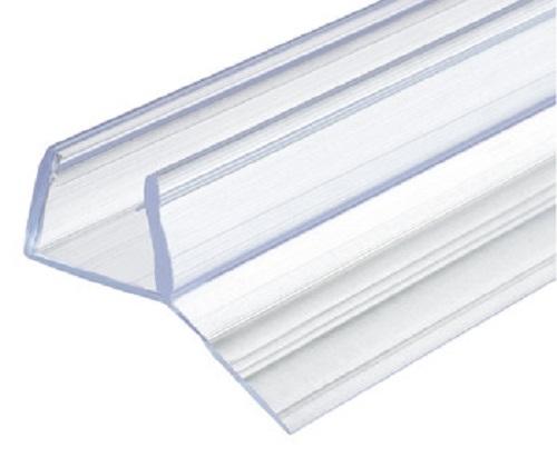 Häfele Duschabdichtung Glastürdichtungen Duschtür Dichtung 2000 mm Duschdichtung