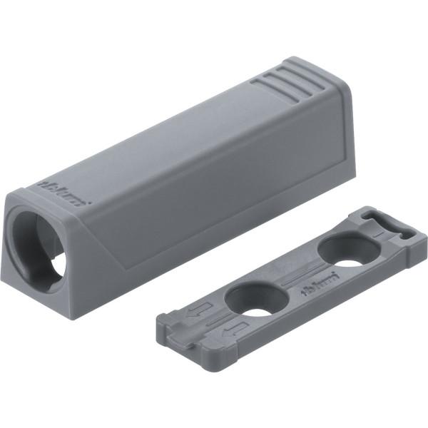 Blum Adapterplatte gerade für Druckschnäpper Tip-On Kurzversion