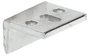 Häfele Schließwinkel H6067 für Möbelriegel mit Langloch