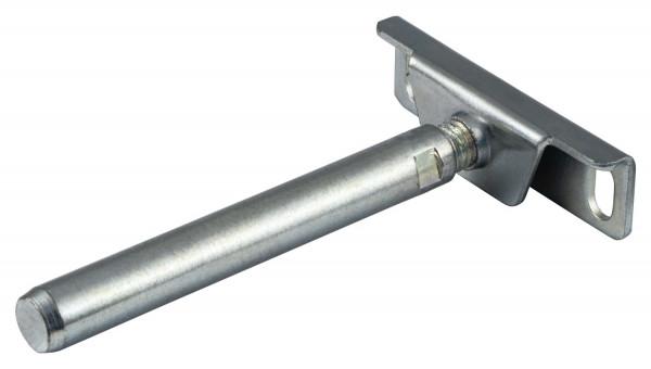 Tablarträger NOVA PRO aus Stahl 200 kg / m² für Wandmontage
