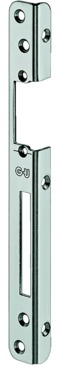 Häfele Winkelschließblech, für Stulp 20 mm, 250 mm