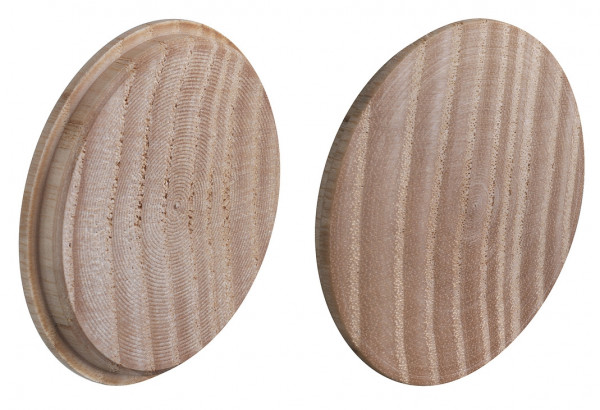 Häfele Abdeckkappe für Blindbohrung Ø 35 mm Massivholz