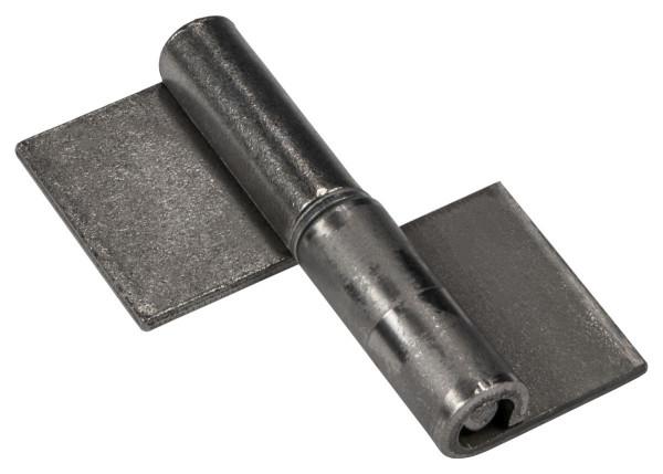Bandrolle FLÜGEL aus Stahl zum Anschweißen