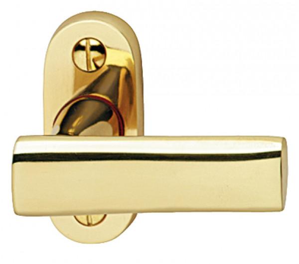 Bisschop Fenstergriff Fensterolive Modell Hochkantoval 4029 1/2