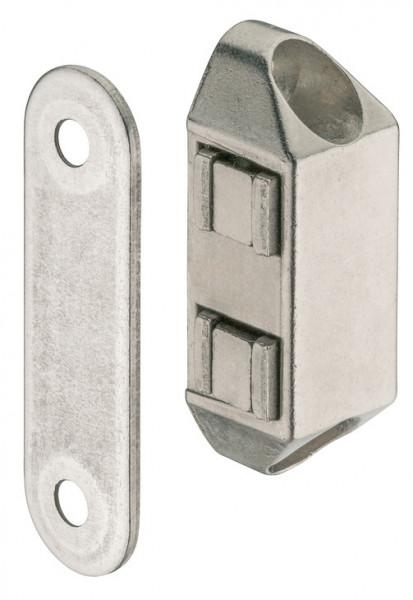 Häfele Magnetschnapper H6024 Haftkraft 4 kg und 6 kg zum Schrauben eckig