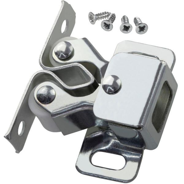 Doppelrollenschnapper aus Stahl verzinkt