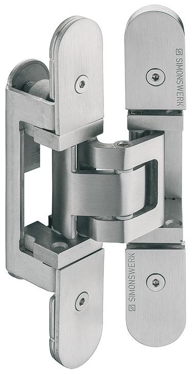 Simonswerk verdeckt liegendes Türband - TECTUS TE 526 3D für ungefälzte Türen