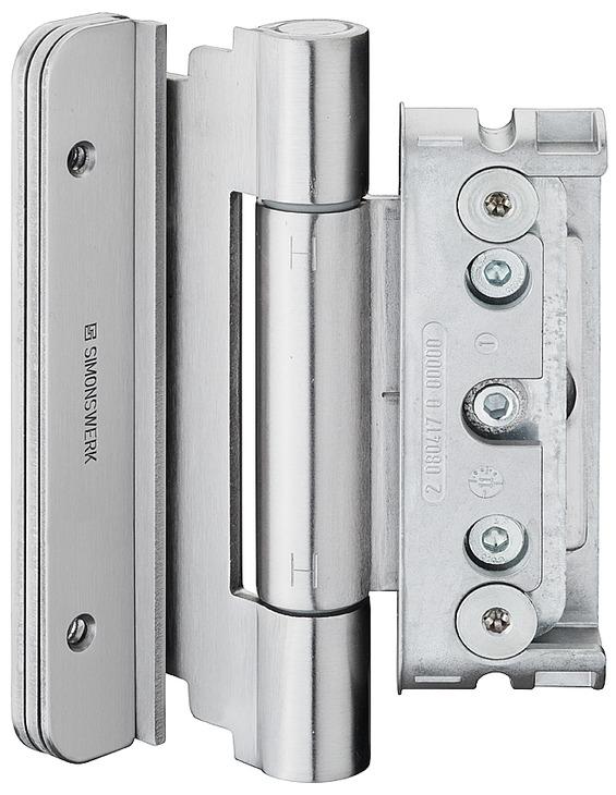 Simonswerk Einbohrband BAKA protect 4010 3D ohne Überschlagdichtung Ø 20 mm