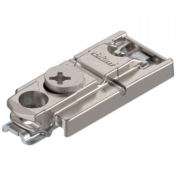 Blum Clip Top Montageplatte zum Schrauben 175H5400 0 mm