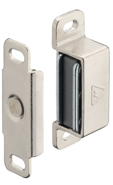 Häfele Magnetschnapper H6012 Haftkraft 4 kg zum Schrauben eckig