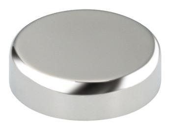Häfele Topfabdeckkappe H1429 Metalla Mini A Abdeckung für Glastürscharnier