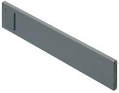 BLUM Querteiler AMBIA LINE für Rahmen Stahldesign zum Einclipsen ZC7Q0U0SS
