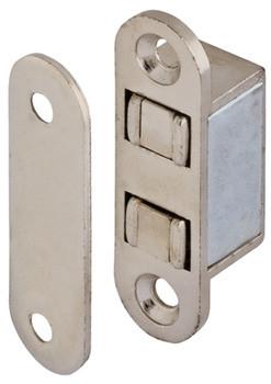 Häfele Magnetschnapper H6025 Haftkraft 4 kg zum Einlassen eckig