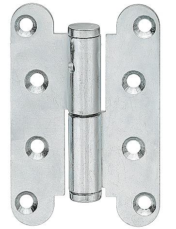 Simonswerk Aufschraubband QR 100 Größe 100 mm für ungefälzte Innentüren