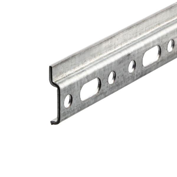 Gedotec Profi Schrankaufhänger Aufhängeschiene für Oberschrank Stahl verzinkt