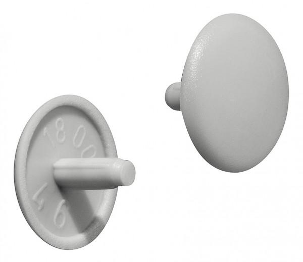 Häfele Abdeckkappe für Spannplattenschrauben mit Kopflochbohrung 2,5 mm PZ2