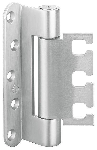 Simonswerk Objekttürband VX 7939/120 - Türband für Aufnahmeelement VX - für gefälzte Türen 20mm