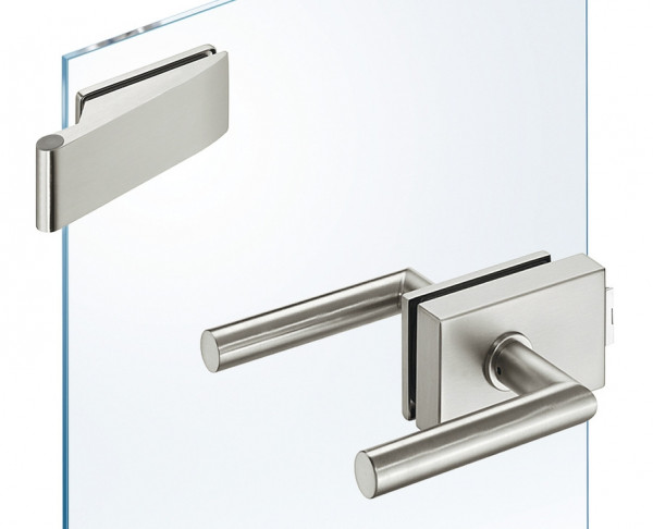 JUVA Glastür-Garnitur GHR 302 für Drehtüren im Wohnbereich
