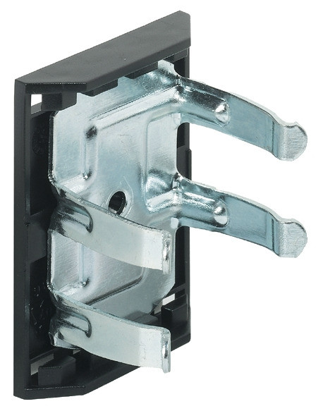 Häfele Sockelclip H3743 mit Stahlfeder