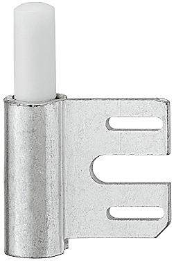 Simonswerk Einbohrband Rahmenteil V 8100 WF für Innentüren Ø 15 mm
