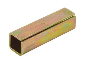 Häfele Ausgleichshülse für Vierkantstift verschiedene Größen Stahl